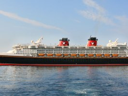 Disney Magic Cruise Line