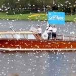 dosney springs boat logo