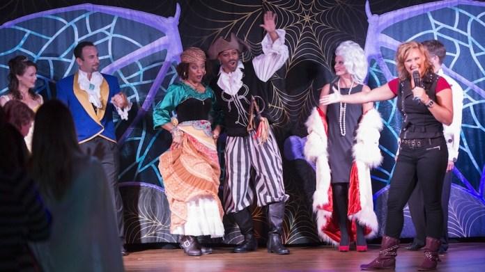 disney Halloween on the High Seas Cruise