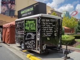 straight outta food truck universal studios