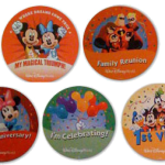 Celebration Recognition Buttons