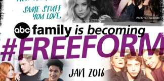 ABC Family is changing its name to Freeform