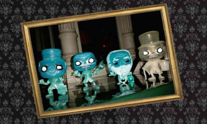 Haunted Mansion Funko Pop-min
