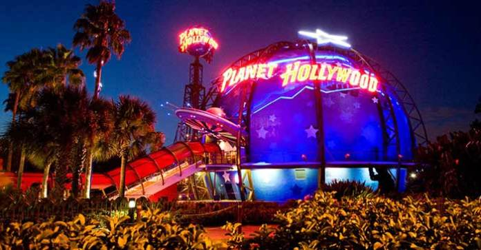 Planet Hollywood orlando