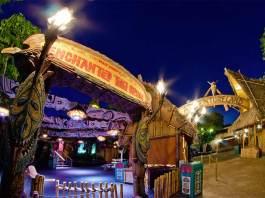 Enchanted Tiki Room