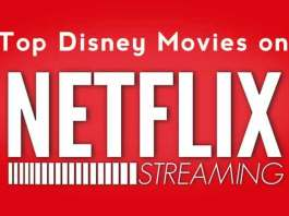 top Disney movies to stream on NEtflix