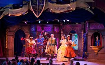 Beauty and the Beast Royal Theatre