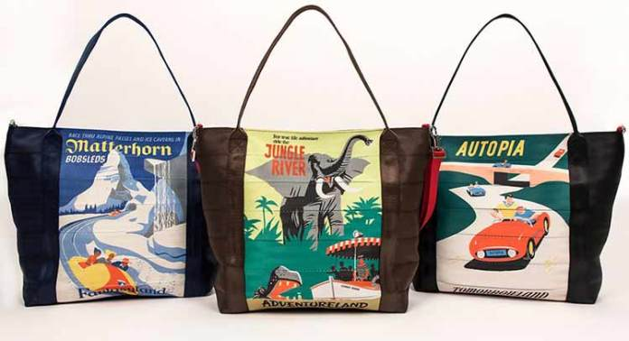 HARVEYS Attraction Totes Matterhorn Jungle Cruise Autopia