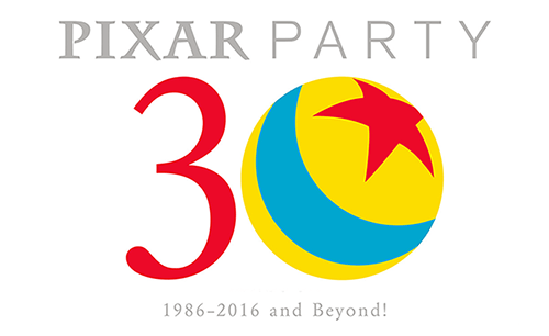 Pixar Party 2016 Epcot