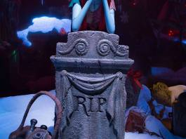 Sally Disneyland Haunted Mansion Holiday