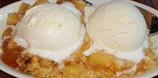 Apple Cobbler Liberty Tree Tavern