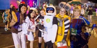 Run Disney 10k Disneyland Costumes
