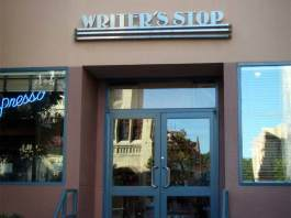 Writers Shop Closing