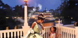 Tiana's Riverboat Party Ice Cream Social & Parade Viewing Launches At Magic Kingdom Park Nov. 29