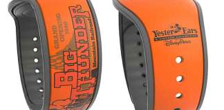 Big Thunder Mountain YesterEars MagicBand 2 - Limited Release