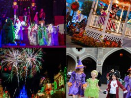 Top Five Can't Miss Moments at Mickey's Not-So-Scary Halloween Party