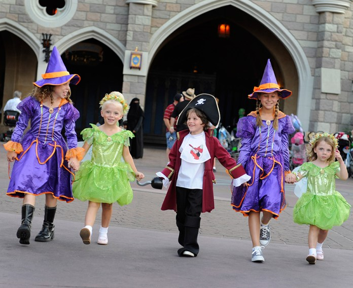 Mickey's Not-So-Scary Halloween Party at Disney's Magic Kingdom