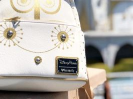 These new backpacks by Disney Loungefly are made for Disney park fans.""