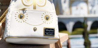 """These new backpacks by Disney Loungefly are made for Disney park fans."""""""