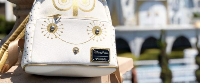 These new backpacks by Disney Loungefly are made for Disney park fans.