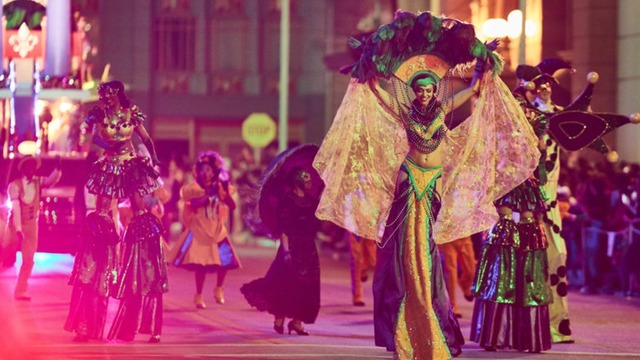 Universal Orlando Resort announces lineup for Mardi Gras 2019