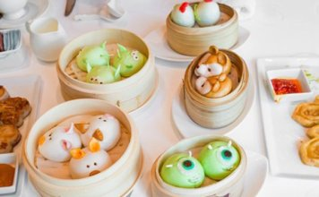 These Disney-themed dim sum are almost too cute to eat