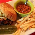Pulled Pork - Whispering Canyon Cafe - Wilderness Lodge