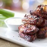 Honey-Coriander Chicken Wings from 'Ohana at Disney's Polynesian Village Resort