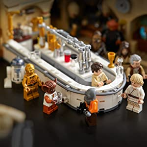 Recreate an iconic location<br /> A wonderful way to reconnect with your Star Wars passion.