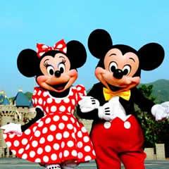 工聯會:香港迪士尼樂園門票 低至6折優惠(2013指定日子)-著數分享