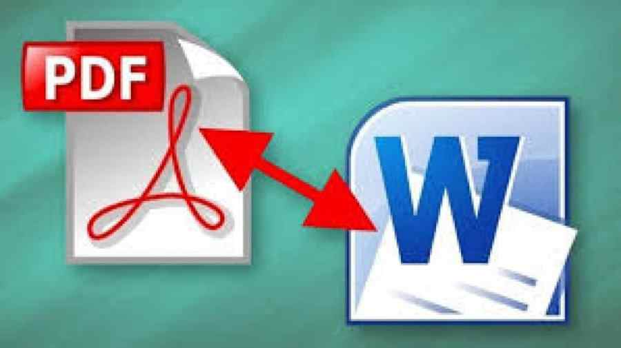 12 Best Pdf To Word Converter Software Offline Free Download
