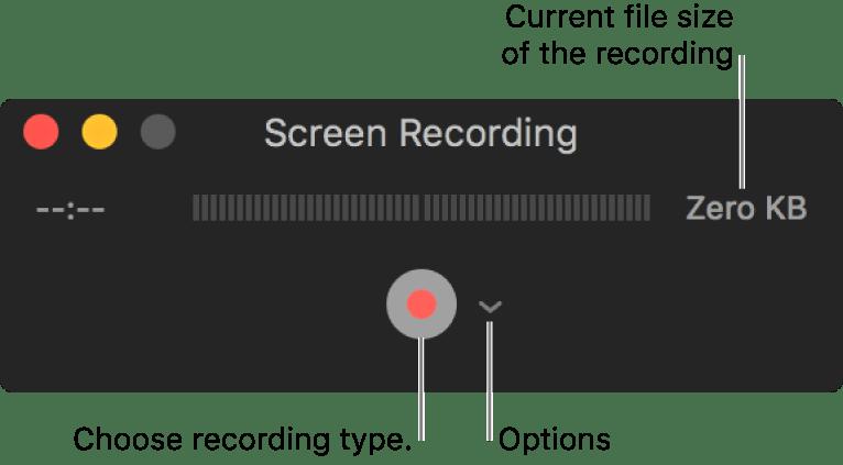 16 Best Screen Recorder Software for Mac OS X (Free Download)   TalkHelper