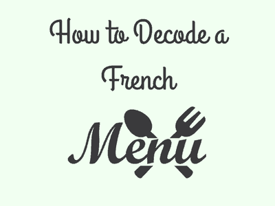 Blog: Learn How To Speak French With Talkinfrench