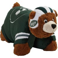 New York Jets NFL Pillow Pet Perfect for Football Fans