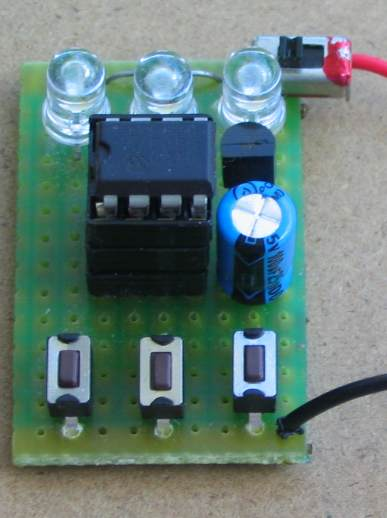 Electronic Horn Circuit Diagram Project