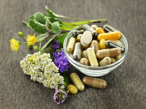Pre-natal vitamins, fertility supplements
