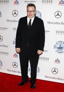 Tom Arnold celebrity IVF infertility