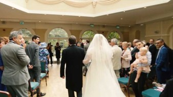 The Orangery Ceremony