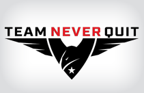 team never quit ammo