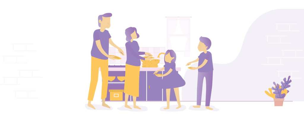 Getting teenagers to do chores can be difficult. What is age appropriate?
