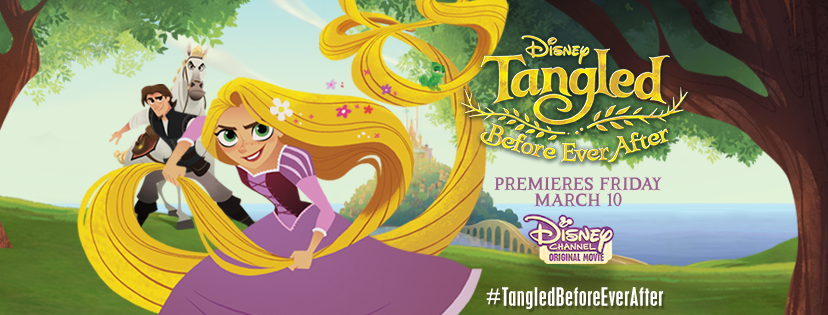 Disney Tangled Before Ever After - Talking With Tami