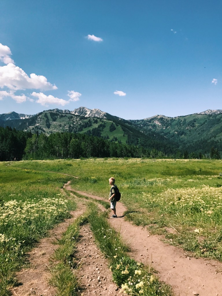 Utah family hikes - Willow Heights