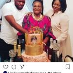 Gospel Singer, Sinach Celebrates Her Mum On Her Birthday