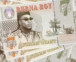 Burna Boy _ African Giant