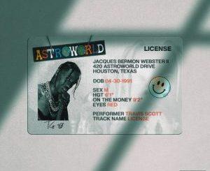Travis Scott _ License