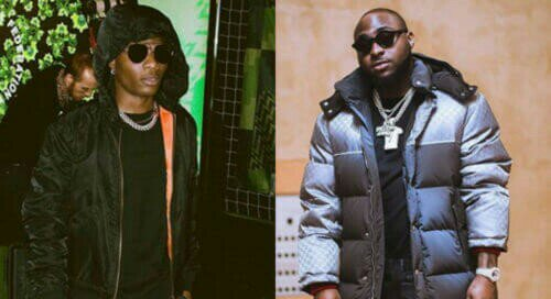 Hot Collaboration! Davido x Wizkid coming soon