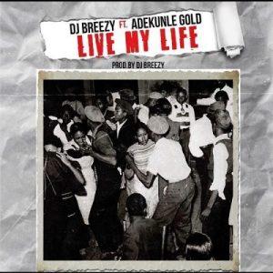 DJ Breezy ft. Adekunle Gold - Live My Life