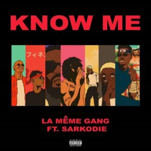 LA Meme Gang ft. Sarkodie _ Know me