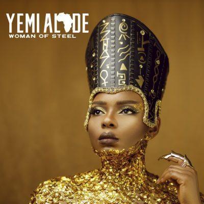Download Album: Yemi Alade - Woman Of Steel