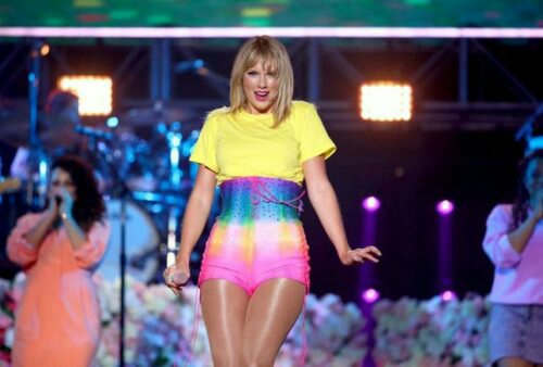"""Taylor Swift becomes the highest paid woman in the world 2019 """"Forbes"""""""
